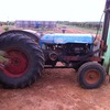 Fordson Power Major with Forklift